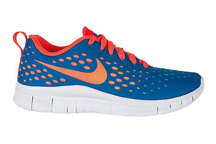8e3115f60f1a NIKE free express junior sneakers running shoes blue