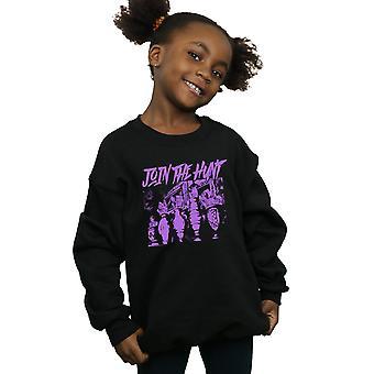 Scoobynatural Girls verbinden die Jagd-Sweatshirt