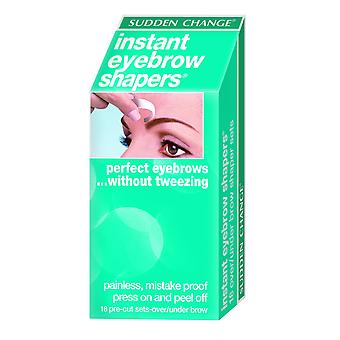 Health Aid Instant Eyebrow Shapers (18 sets)