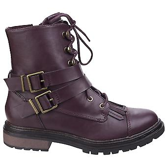 Rocket Dog Womens/Ladies Lacie Combat Boots