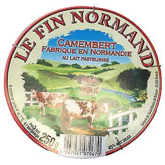 Camembert Le Fin Normand ganzen Käse