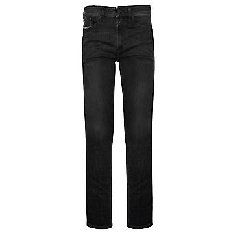 Diesel Diesel Slim Fit Jeans Thommer Black Wash
