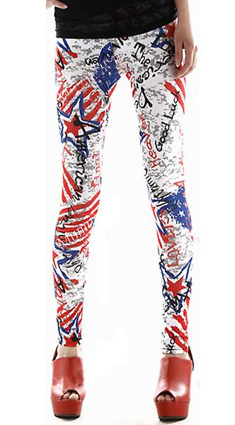 Waooh - Fashion - Legging American Style