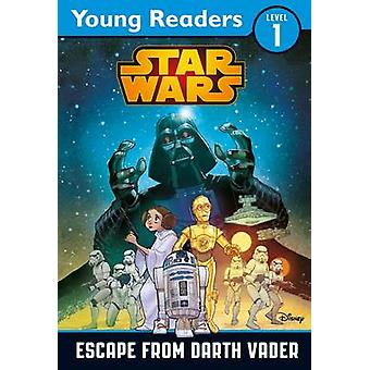 Star Wars - Escape from Darth Vader - A Star Wars Saga Reader by Lucasf