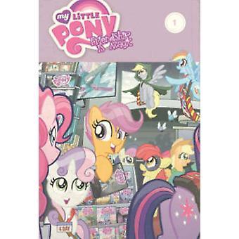 Min lilla ponny - volym 1 - Omnibus av Katie Cook - Heather Nuhfer - en