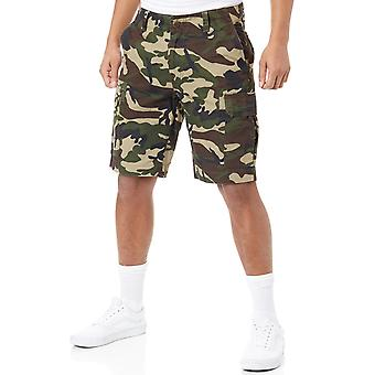 Dickies Camouflage New York Cargo Shorts