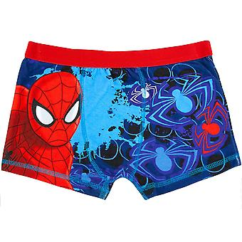 Marvel Spider-Man Boy's Boxer Shorts Multicoloured