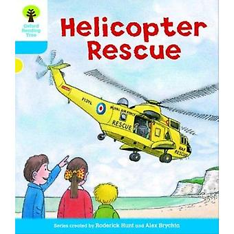 Oxford Reading Tree - Level 3 - Decode and Develop - Helicopter Rescue b