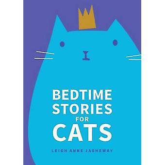 Histórias de ninar para gatos por Leigh Anne Jasheway - 9781449471903 livro