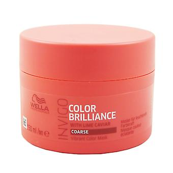 Wella INVIGO brilliance mask 150 ml for strong color-treated hair