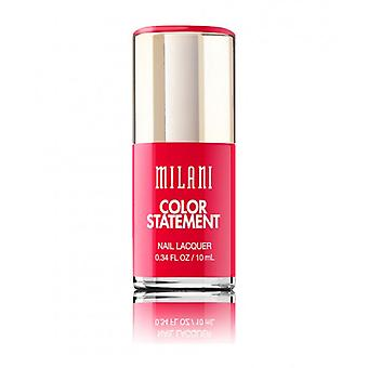 Milani Color Statement Nail Lacquer-41 Modern Rouge