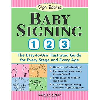 Baby Signing 1 2 3 (Sign Babies) (Sign Babies)