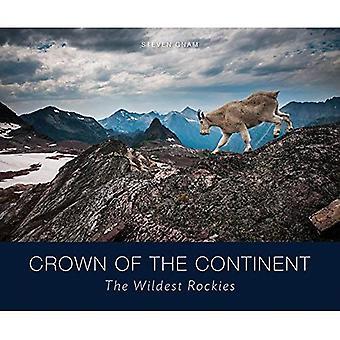 Kronan på kontinenten: vildaste klippiga bergen