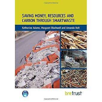 Saving Money, Resources and Carbon Through Smartwaste