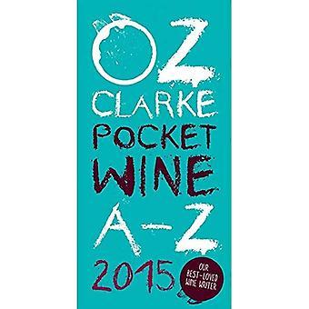 Bolsillo oz Clarke vino libro 2015