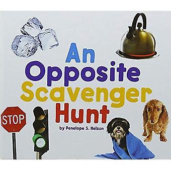 An Opposite Scavenger Hunt (Scavenger Hunts)