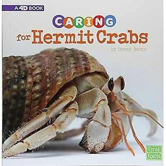 Caring for Hermit Crabs: A� 4D Book (Expert Pet Care)