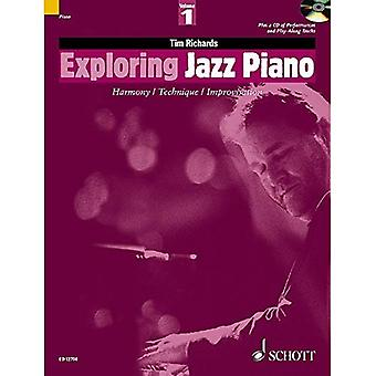 Exploring Jazz Piano Vol. 1