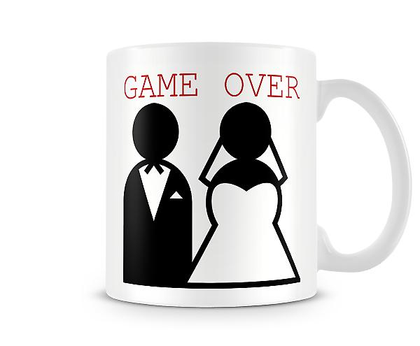Marriage = GAME OVER Mug