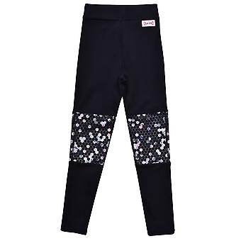 USA Pro barna bland litt panelet Tights Junior jenter