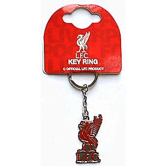 Liverpool FC herb metalu / brelok do kluczy (ro)