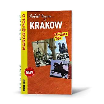 Perfect Days in Krakow Marco Polo Spiral Guide - 9783829755474 Book