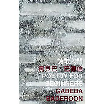 Poesi för nybörjare - 9789882370241 bok