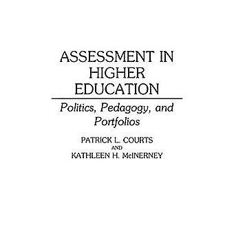 Beoordeling in hoger onderwijs politiek pedagogiek en portefeuilles door rechtbanken & Patrick