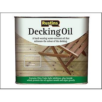 DECKING OIL 5 LITRE