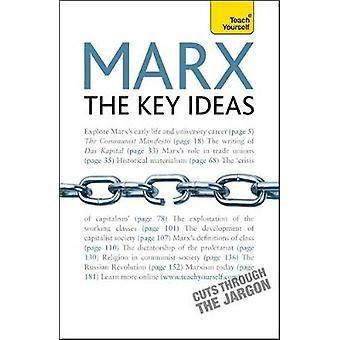 Marx  The Key Ideas Teach Yourself by Hands & Gill