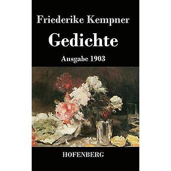 Gedichte by Friederike Kempner