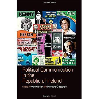 Politisk kommunikation i Republiken Irland