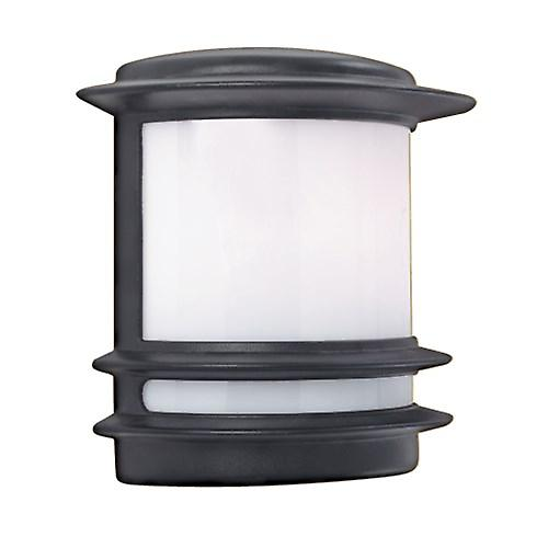 Searchlight 1812 Modern Outdoor Aluminium Exterior Wall Light
