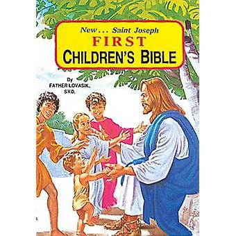 First Children's Bible by Lawrence G Lovasik - 9780899421353 Book
