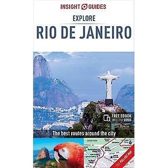 Insight Guides - Explore Rio by Insight Guides - 9781780055534 Book