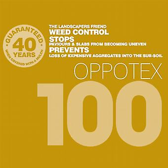 Oppotex 100 Professional Plus Weed Control - 1m x 12m