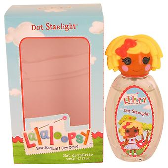 Lalaloopsy by Marmol & Son Eau De Toilette Spray (Dot Starlight) 1.7 oz / 50 ml (Women)