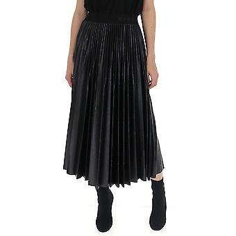 Givenchy Black Cotton Skirt