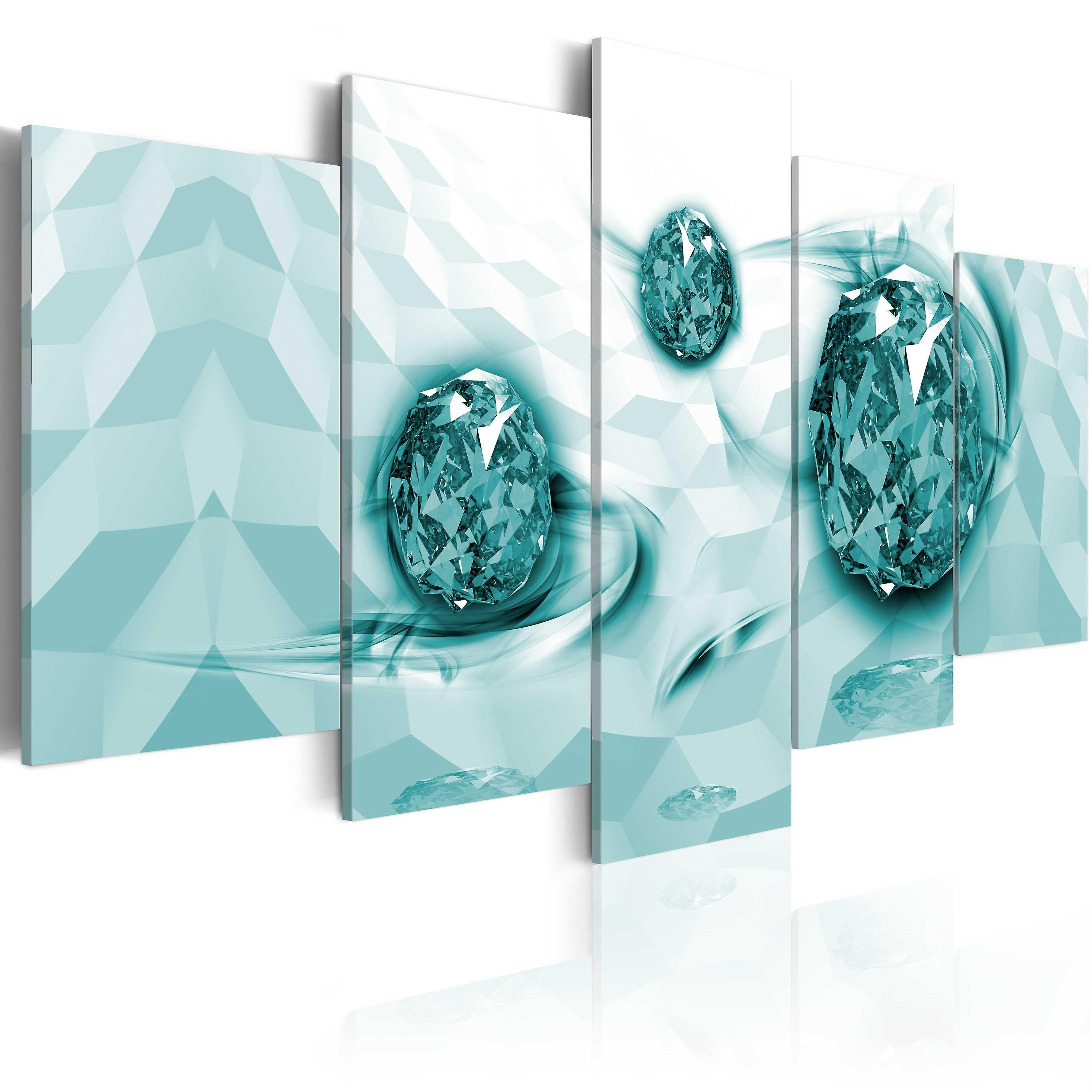 Tableau - Embedded In Turquoise