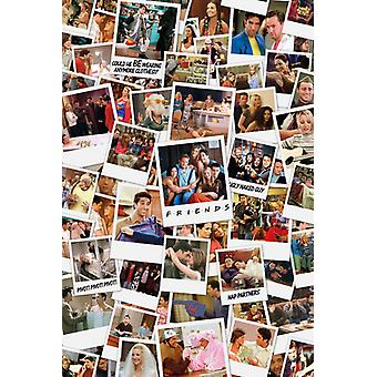 Friends Polaroids Maxi Poster 61x91.5cm