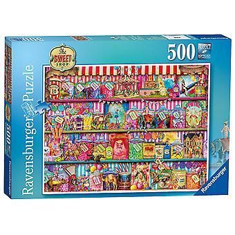 Ravensburger Puzzle magasin de bonbons (500 pièces)