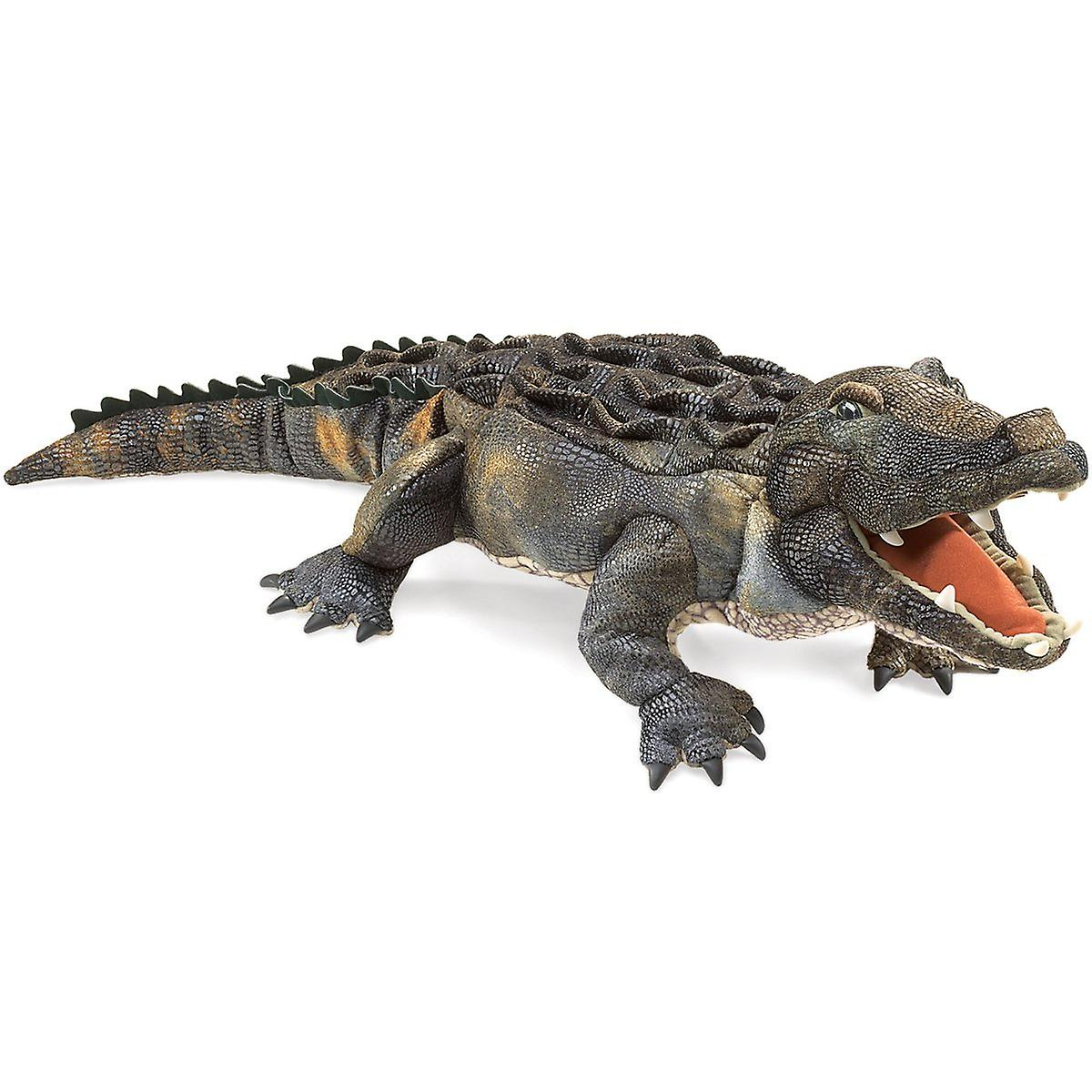 Hand Puppet - Folkhommeis - Alligator American nouveau Soft Doll Plush Toys 2921