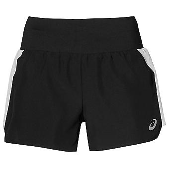 Asics Womens 3.5in LD94 Training Work Out Sports Shorts Pants Bottoms