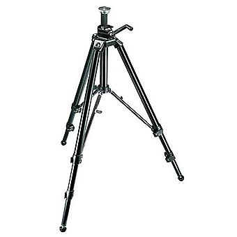 Manfrotto 475b studio tripod for photography 3 sections in black aluminium