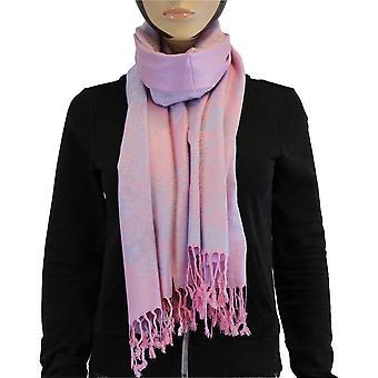 Scarf/shawl/Shawl 100% Pashmina Purple