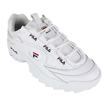 Row Casual Row Shoes D-Formation Hommes Blanc/Marine/rouge 0000157344-0