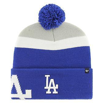 47 Brand Beanie Wintermütze - MOKEMA Los Angeles Dodgers