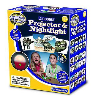Dinosaur Projector & nachtlampje
