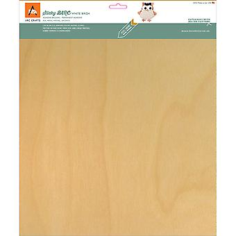 BARC Wood Sheet W/Adhesive Backing 12
