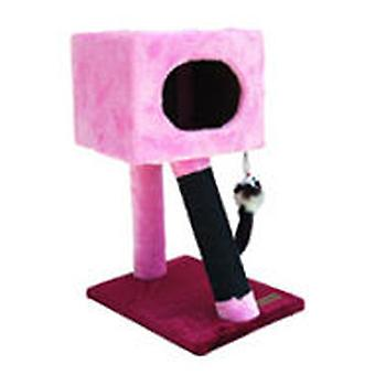 Freedog Pink Park I 40x30x60cm (Cats , Toys , Scratching Posts)